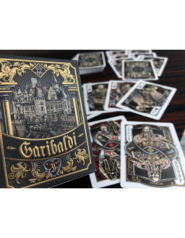 The official card of the Garibaldi Castle.