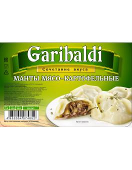 Манты «Мясо-картофельные»