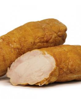 Рулет шитый нитками из мяса цыпленка
