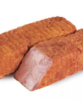 Рулет из мяса цыпленка  в форме