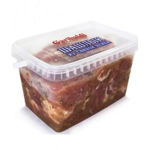Шашлык из свиной шейки в маринаде Средиземноморский
