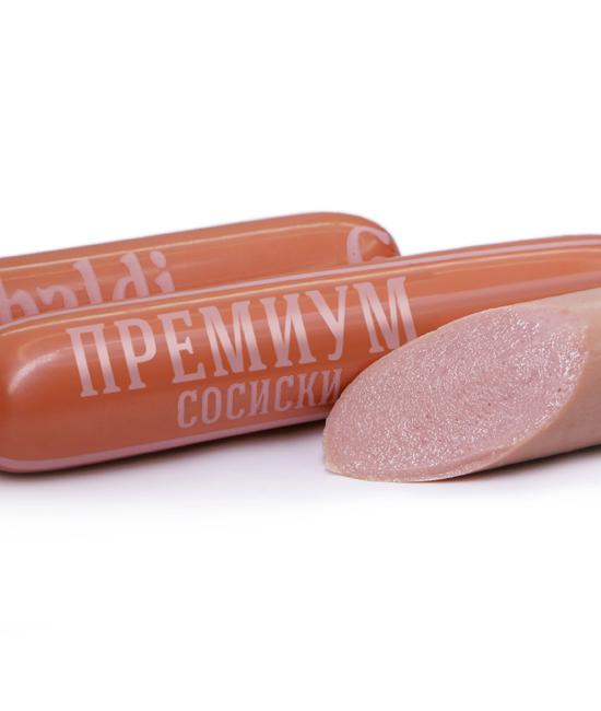 Премиум сосиски
