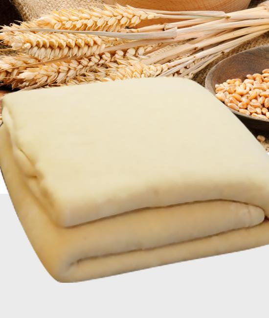 Тесто дрожжевое слоеное